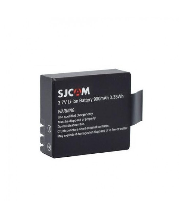 SJCAM SJ4000 SJ5000 SJM10 Battery 2-Pack
