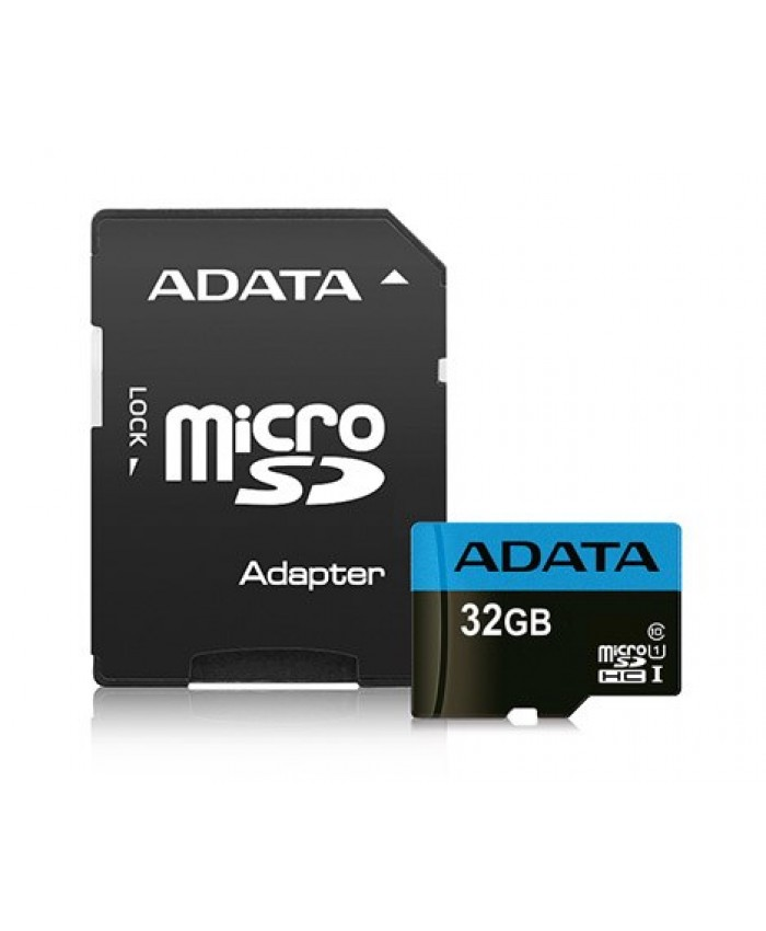 ADATA Premier 32GB microSDXC/SDHC UHS-I Class10