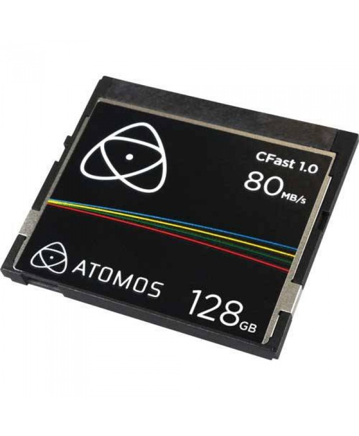 Atomos 128GB CFast Card
