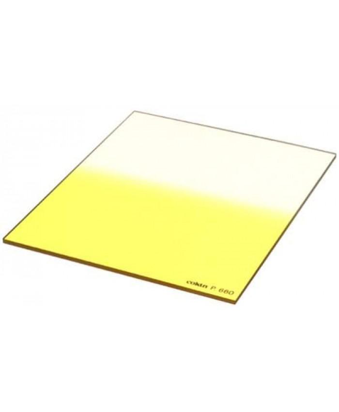 Cokin P660 Y1 Fluo Graduated Filter