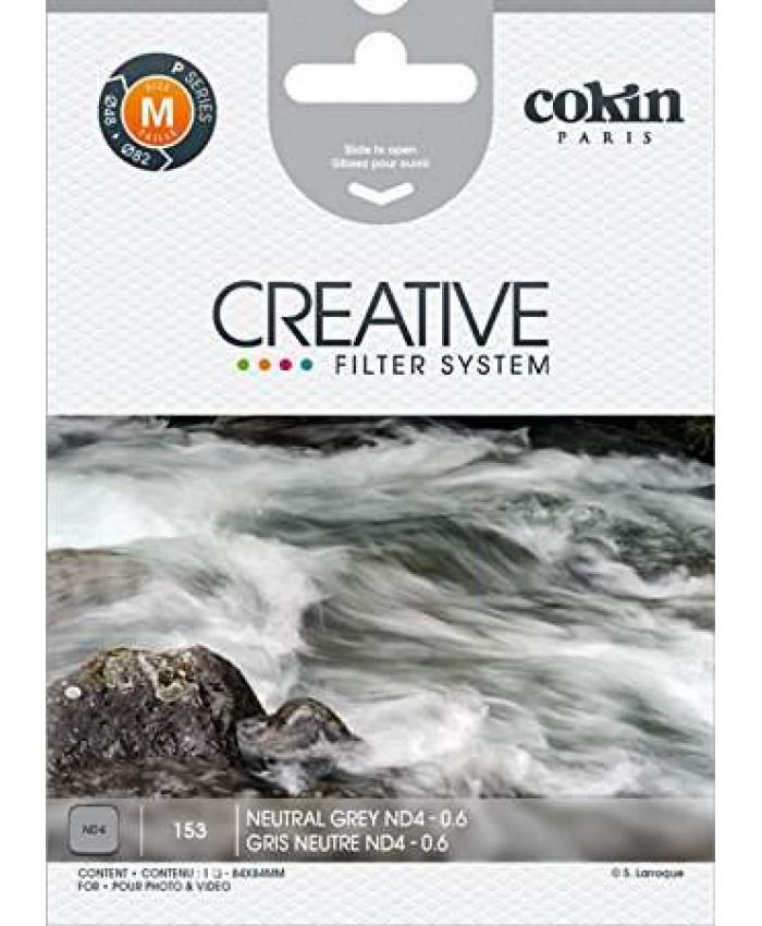 Cokin P153 Neutral Grey ND4-0.6
