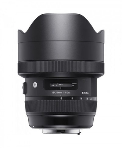 Sigma 12-24mm f/4 DG HSM Art Lens for Canon