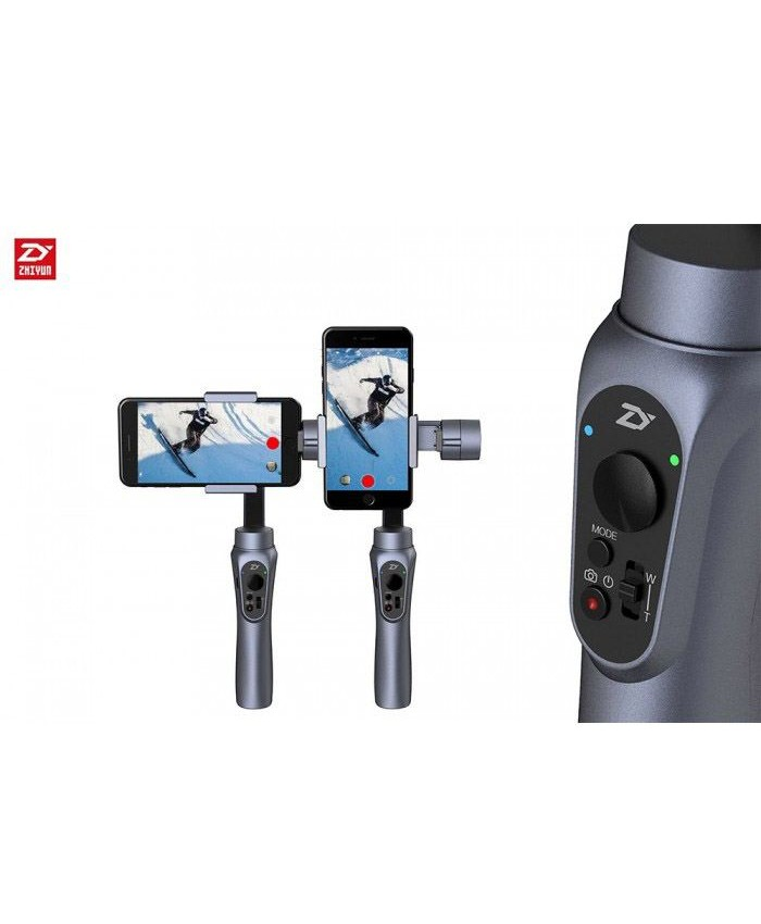 Zhiyun-Tech Smooth Q Smartphone Gimbal Black