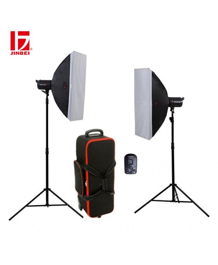 Jinbei DM2-400 Studio Flash Kit