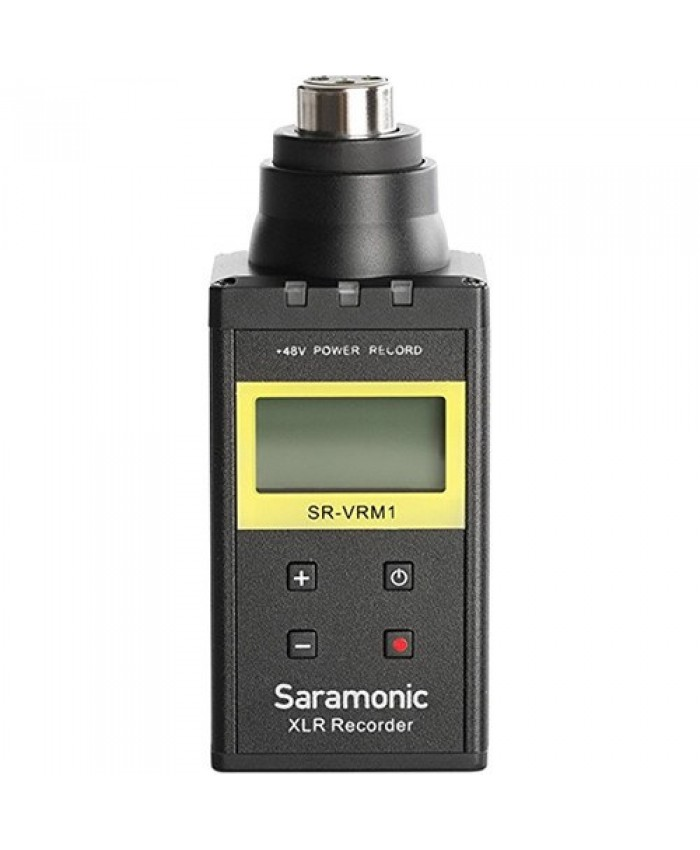 Saramonic SR-VRM1 Compact Linear PCM Recorder with XLR Connector