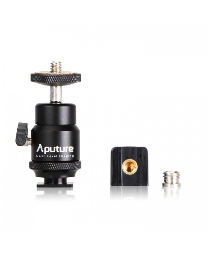 Aputure metal hot shoe mount