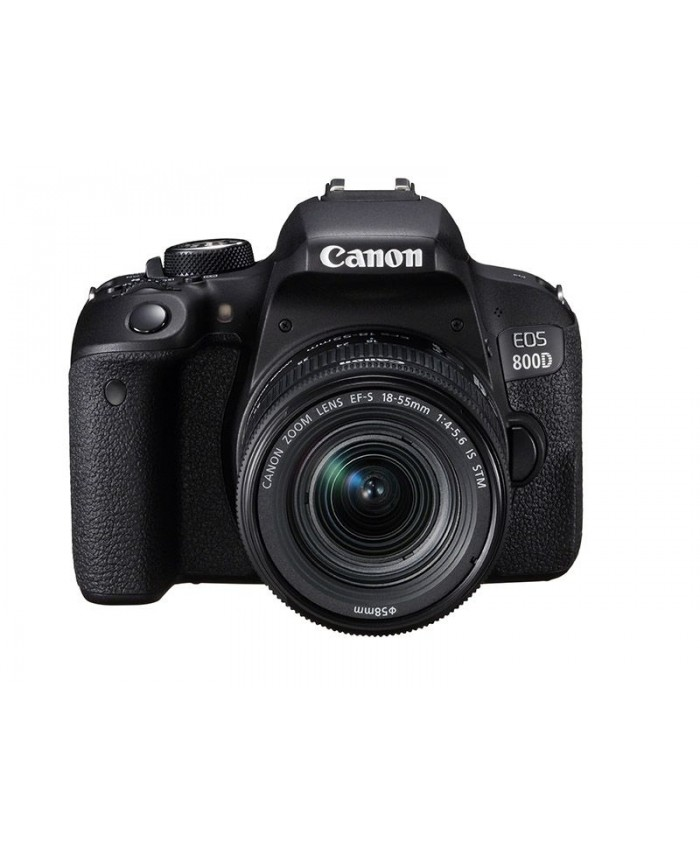 Canon EOS 800D EF-S 18-55mm f/4-5.6 IS STM