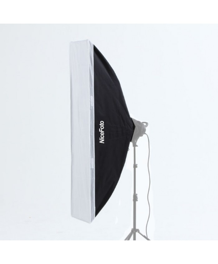 NiceFoto Quick Frame softbox 30X150cm bowens Mount