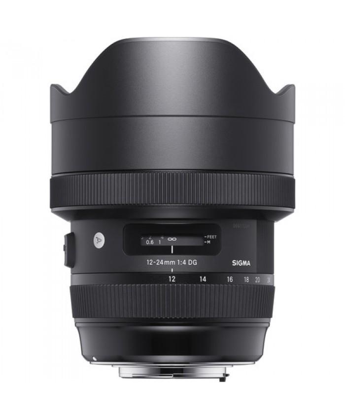 Sigma 12-24mm f/4 DG HSM Art Lens for Canon