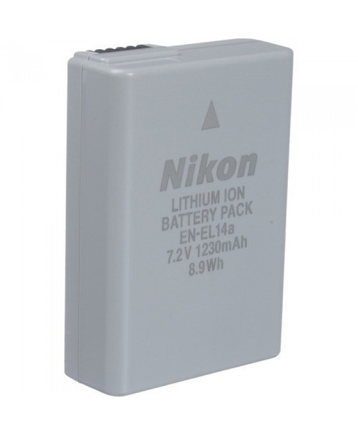 Nikon EN-EL14A Li-Ion Battery