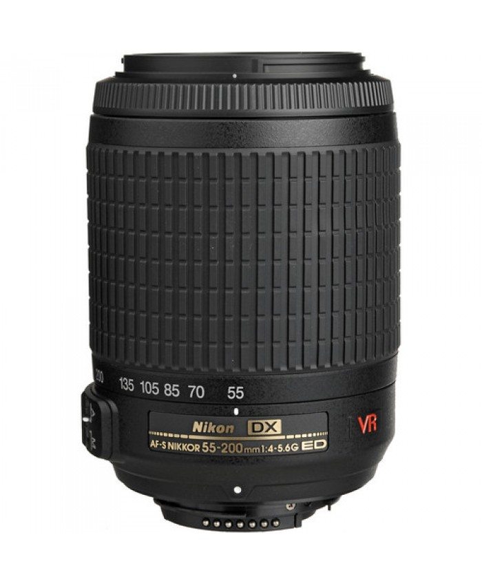 Nikkor AF-S DX 55-200MM F/4-5.6G IF-ED VR