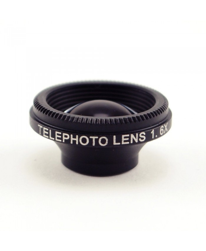 Tele 1.6 lens for smartphone