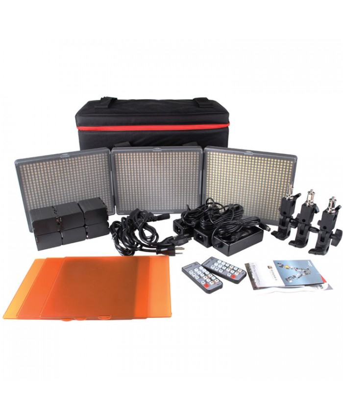 Aputure Amaran HR672 LED Video Light Kit SSW