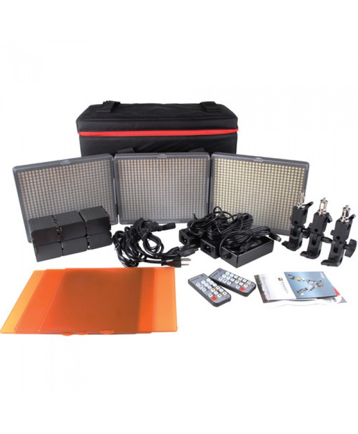 Aputure Amaran HR672 LED Video Light Kit WWS