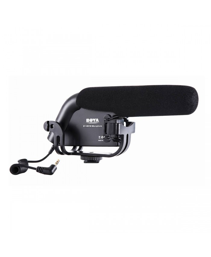 BOYA BY-VM190 Shotgun Microphone