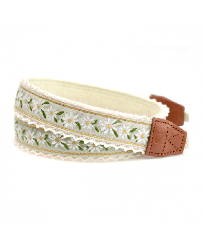 Camera Strap Breeze Green