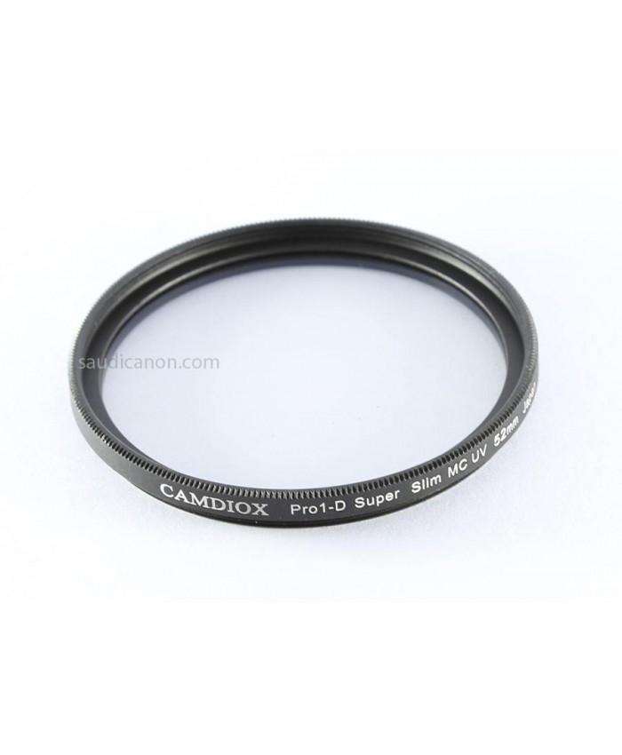 Camdiox MC UV Slim Filter 52mm