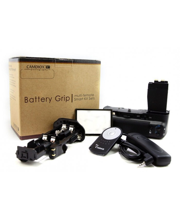 Camdiox Smart Battery Grip Kit Canon 600D/650D/700D