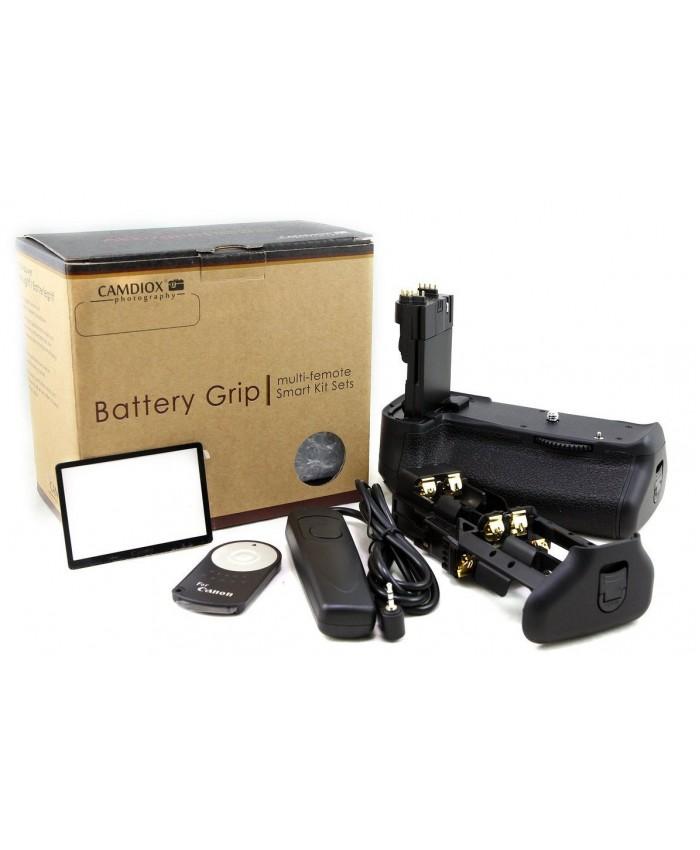 Camdiox Smart Battery Grip Kit Canon 7D ii