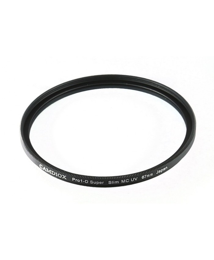 Camdiox  PRO MC UV Super Slim Filter 67mm