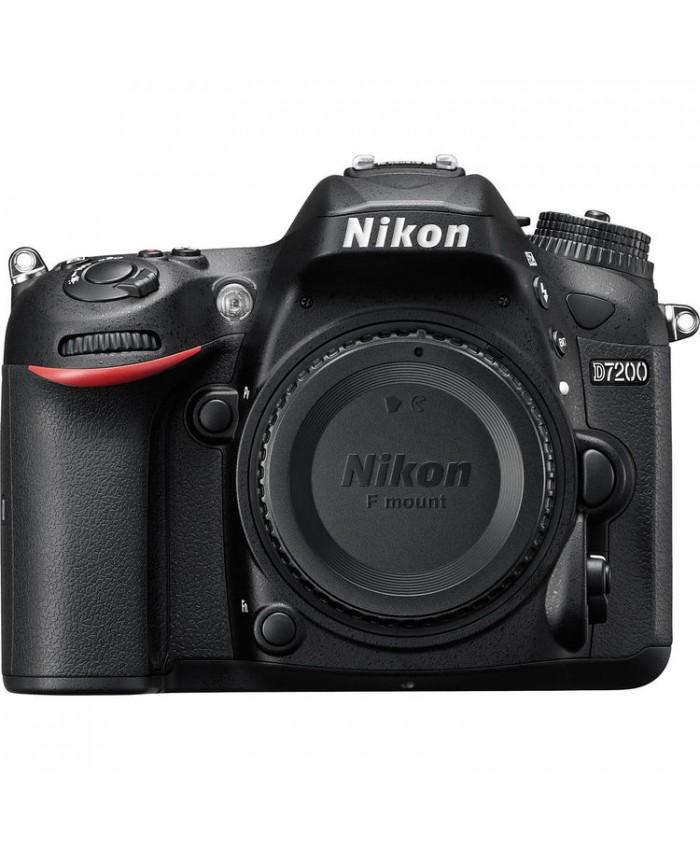Nikon D7200 Body + 16GB