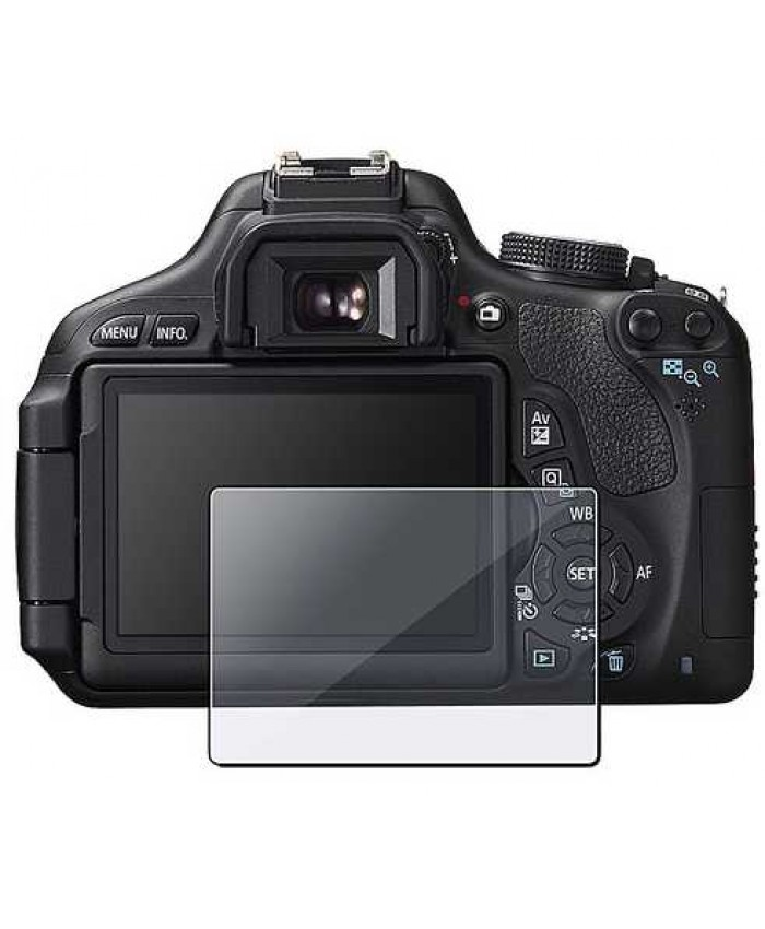 LCD Screen Protector for 600D