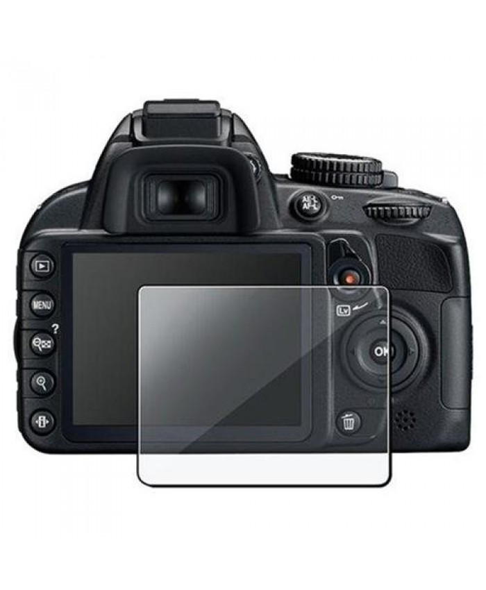 LCD Screen Protector for D5100