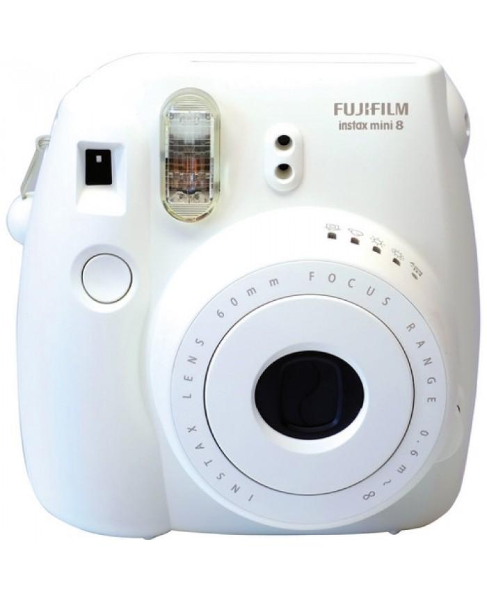 Fujifilm instax mini 8 Instant Film Camera White