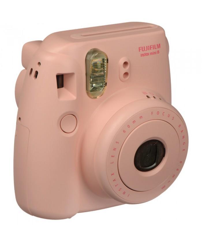 Fujifilm instax mini 8 Instant Film Camera Pink