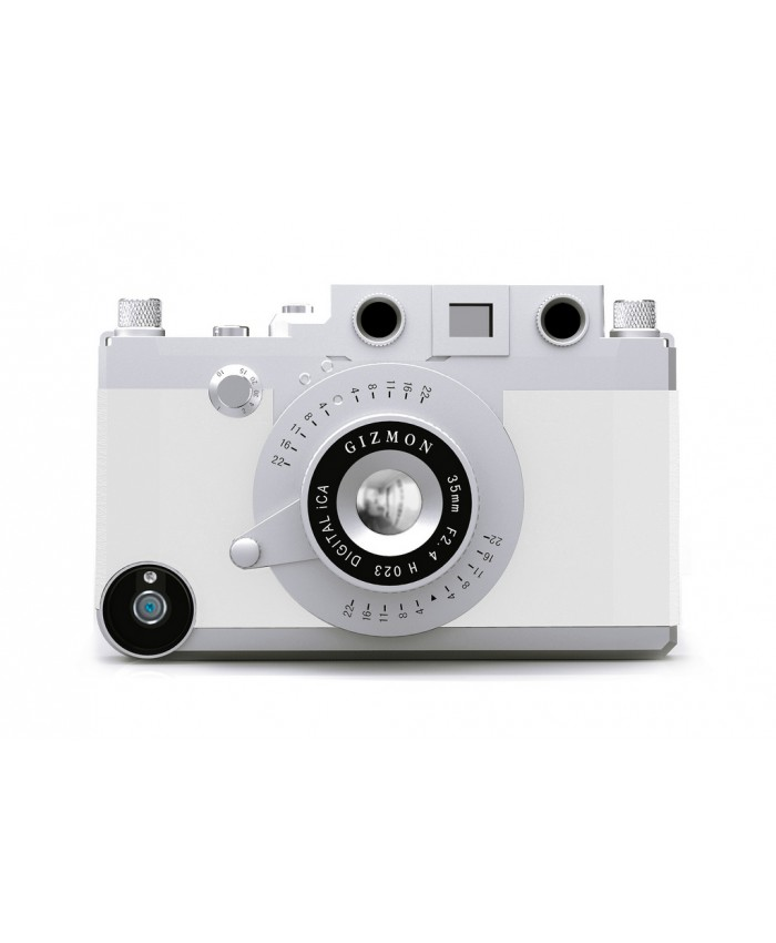 GIZMON iCA for iPhone4/4S WHITE