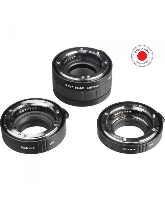 Kenko Auto Extension Tube Set DG for Nikon Lenses