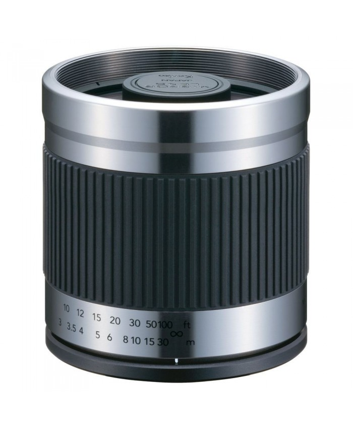 Kenko 400mm f/8.0 Mirror Lens For Nikon - Titanium