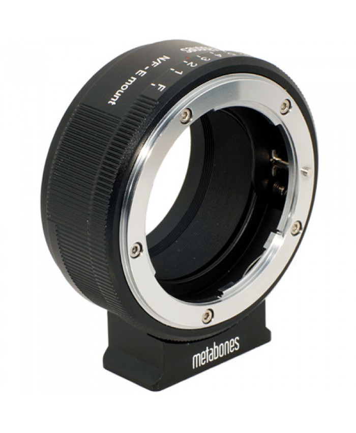 Metabones Nikon G to E-mount adapter