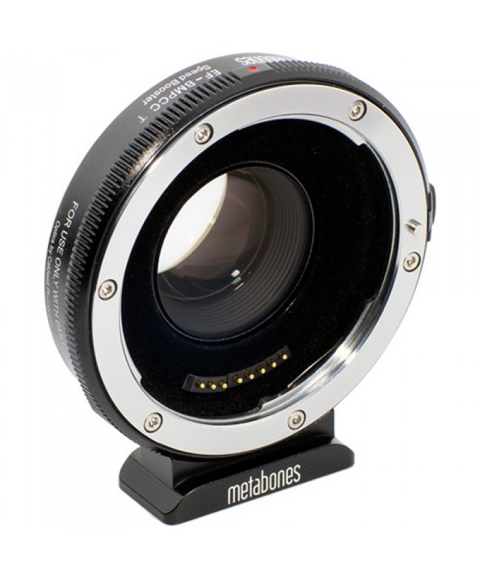 Metabones Canon EF to BMPCC Speed Booster