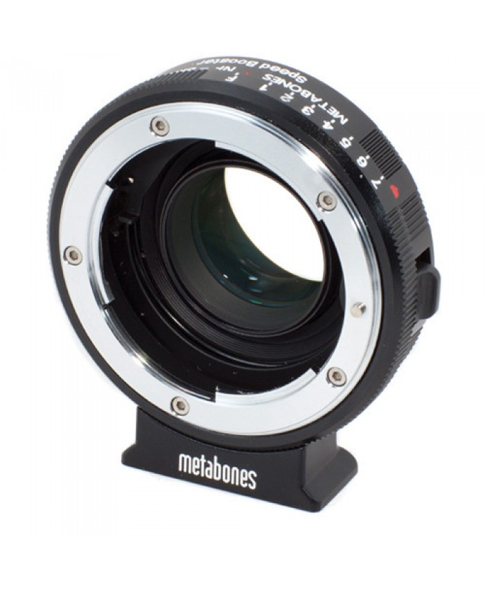 Metabones Nikon G Lens to Blackmagic 2.5k Speed Booster