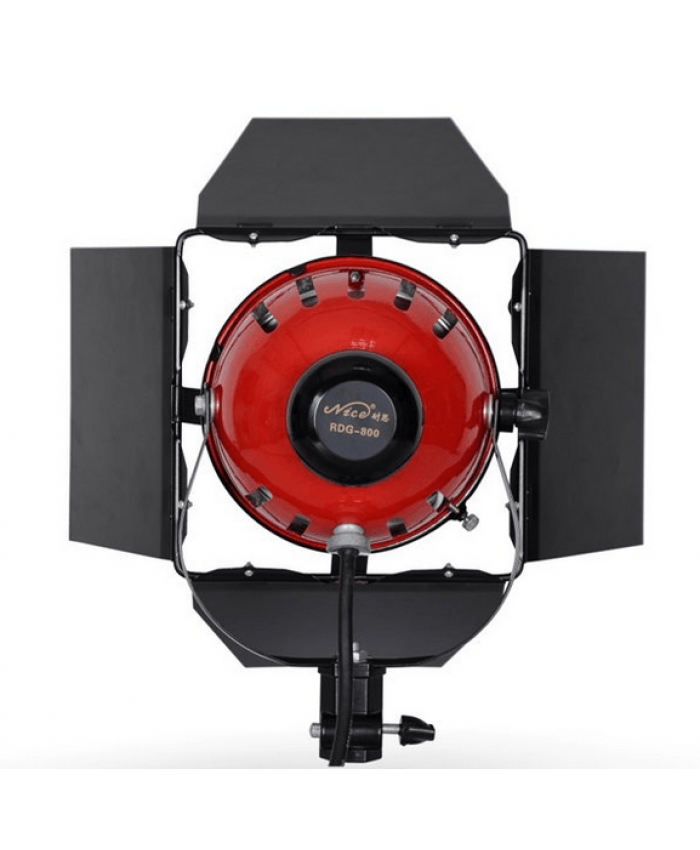 NiceFoto RDG-800A Redhead Spot Light with Dimmer