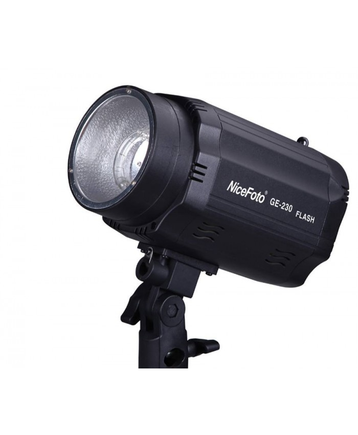 NiceFoto studio flash GE-230