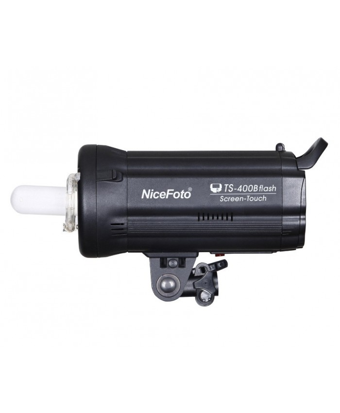 NiceFoto Studio flash touch TS-400B with transmitter