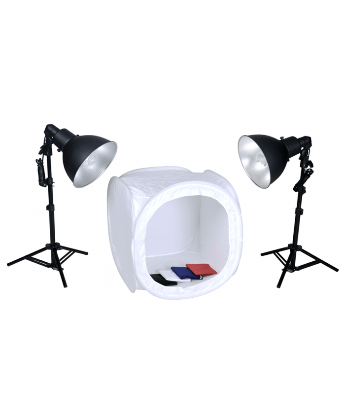 NiceFoto Digital light kit KT-404