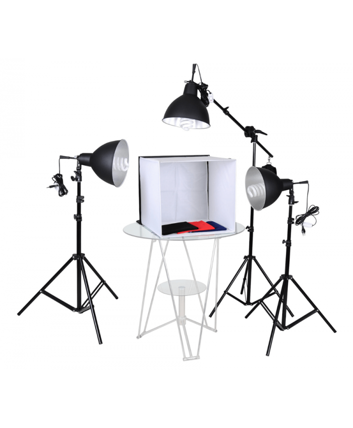 NiceFoto Digital light kit KT-502
