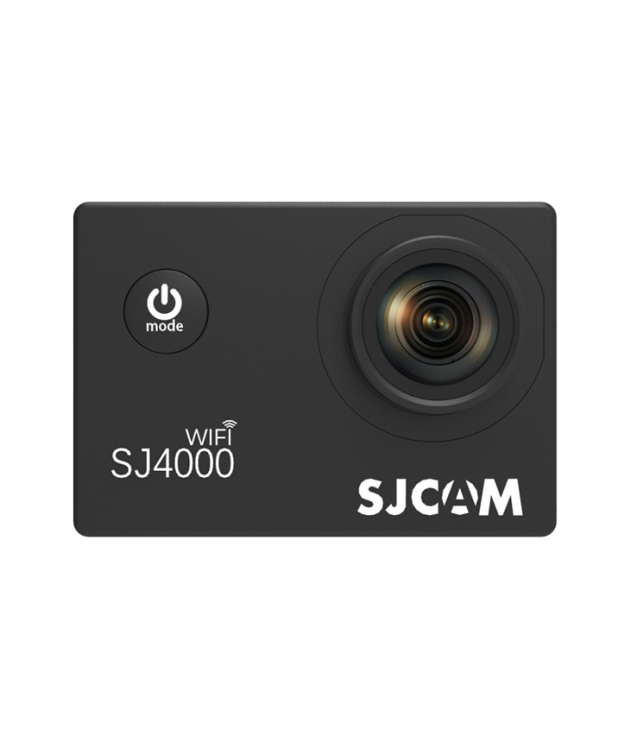 SJCAM SJ4000 Action Camera with Wi-Fi Black