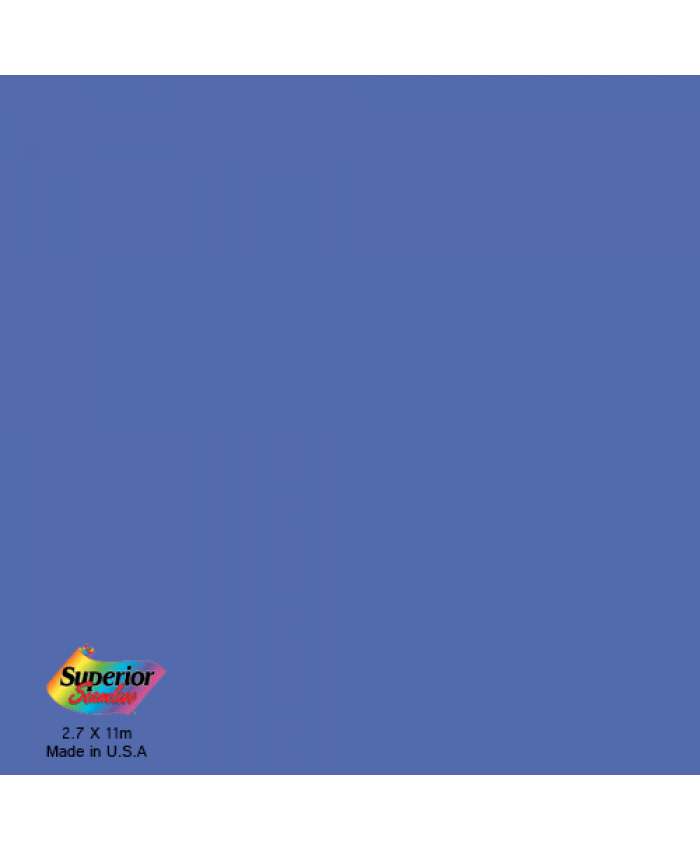 Superior Specialties 2.72M Royal Blue Seamless background paper