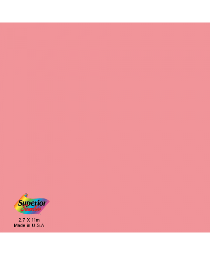 Superior Specialties 2.72M Carnation Pink Seamless background paper