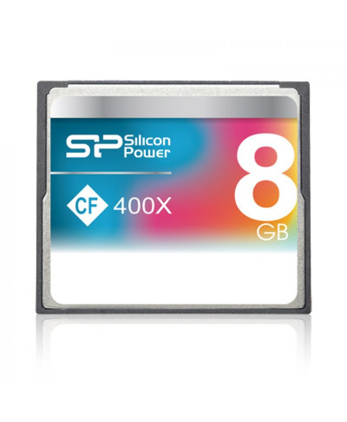 Silicon Power Compact 8GB 400X