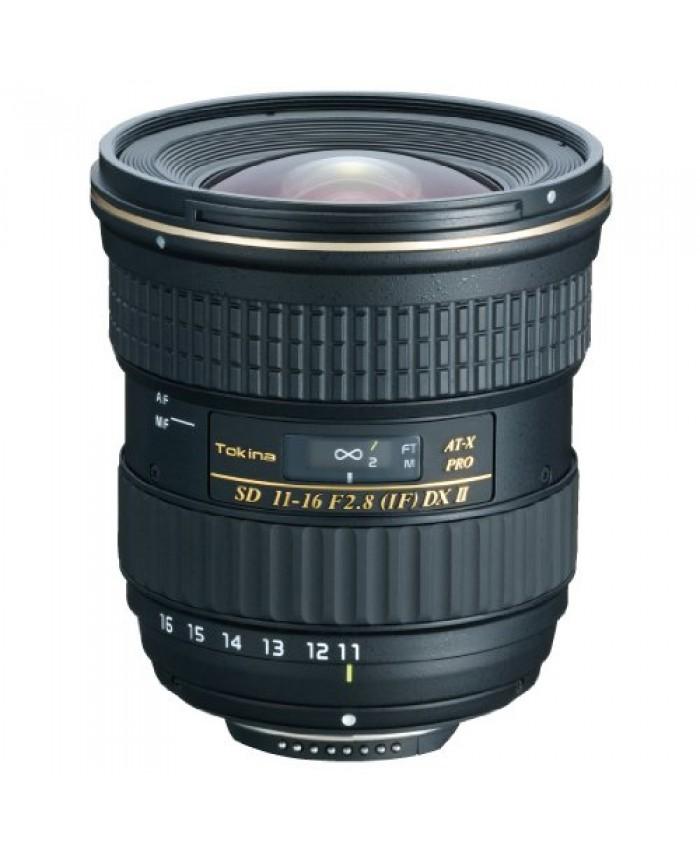 Tokina 11-16mm f2.8Pro DX II  - Canon