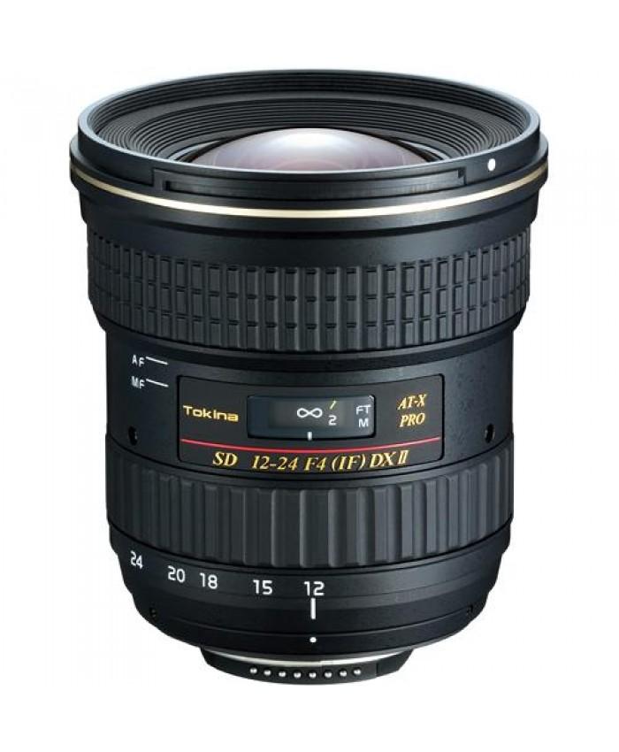 Tokina 12-24mm f4 DX II - Canon