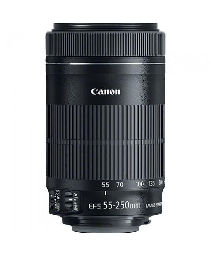 Canon EF-S 55-250 IS STM
