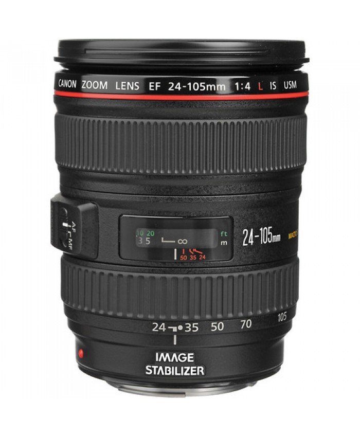Canon EF 24-105 f/4L IS