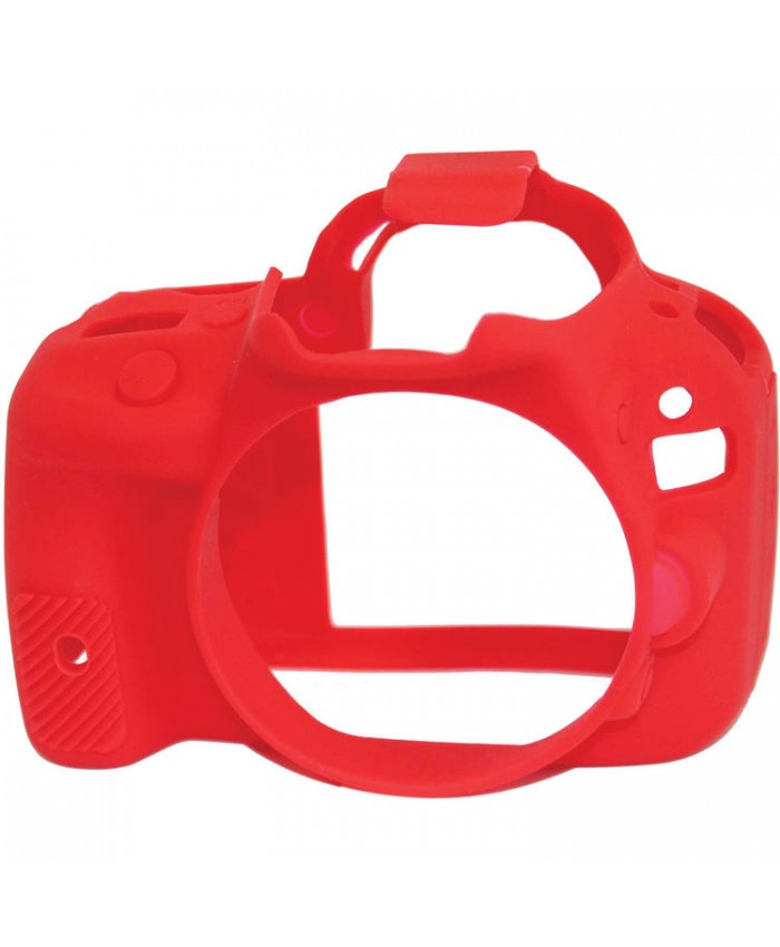 easyCover for Canon EOS 100D / Rebel SL1 Red