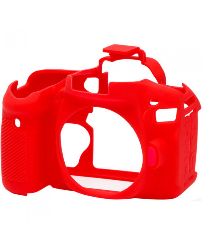 easyCover for Canon 80D Red